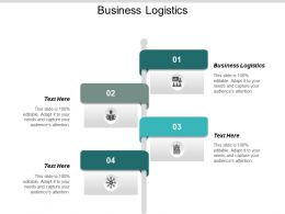 Business Logistics Ppt Powerpoint Presentation File Format Ideas Cpb