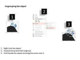 36764709 Style Essentials 1 Our Team 2 Piece Powerpoint Presentation Diagram Infographic Slide