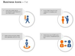 Business Man Team Leader Communication Strategy Ppt Icons Graphics