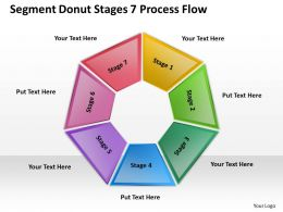 Business Management Consultants 7 Process Flow Powerpoint Templates PPT Backgrounds For Slides 0620