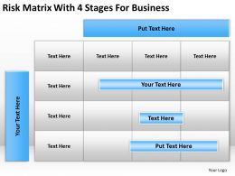 Business Management Consulting Stages For Powerpoint Templates PPT Backgrounds Slides 0618
