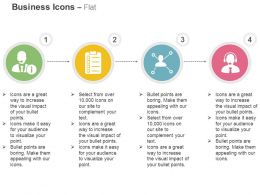 Business Manager Record Network Customer Care Ppt Icons Graphics