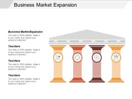 Business Market Expansion Ppt Powerpoint Presentation File Portfolio Cpb