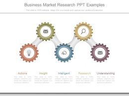 Business Market Research Ppt Examples