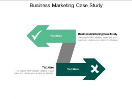 Business Marketing Case Study Ppt Powerpoint Presentation File Background Designs Cpb