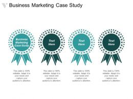 Business Marketing Case Study Ppt Powerpoint Presentation Professional Infographics Cpb