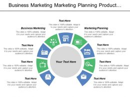 Business Marketing Marketing Planning Product Development Director Product