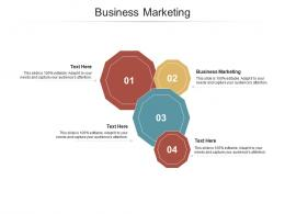 Business Marketing Ppt Powerpoint Presentation Icon Graphics Cpb