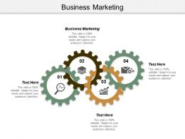 Business Marketing Ppt Powerpoint Presentation Professional Inspiration Cpb