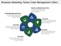 Business Marketing Tactics Cash Management Client Information Management