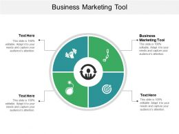 Business Marketing Tool Ppt Powerpoint Presentation File Pictures Cpb