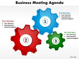 business_meeting_agenda_showing_using_interconnected_gears_powerpoint_templates_0712_Slide01