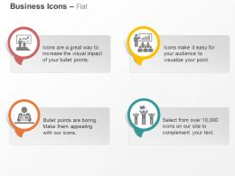 Business Meeting Result Analysis Leadership Success Ppt Icons Graphics