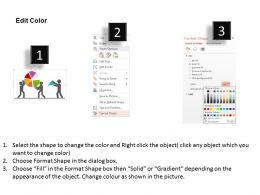 89508636 Style Division Pie 5 Piece Powerpoint Presentation Diagram Infographic Slide