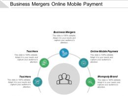 Business Mergers Online Mobile Payment Monopoly Brand Quarterly Estimates Cpb