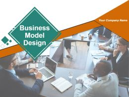 Business Model Design Powerpoint Presentation Slides
