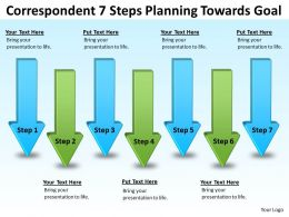business_model_diagrams_steps_planning_towards_goal_powerpoint_templates_ppt_backgrounds_for_slides_Slide01
