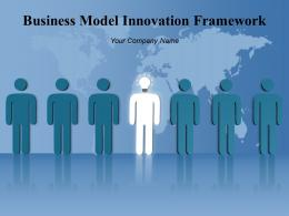 Business Model Innovation Framework Powerpoint Presentation Slides