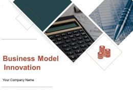 Business Model Innovation Powerpoint Presentation Slides