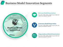 Business Model Innovation Segments Ppt Images