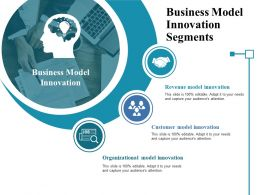 Business Model Innovation Segments Ppt Styles Graphic Tips