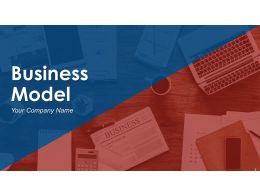 Business Model Powerpoint Presentation Slides