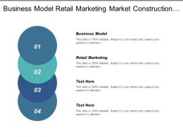 Business Model Retail Marketing Market Construction Market Inefficiencies Cpb