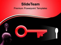 Business Model Strategy Templates Opportunity Key With Idea Image Ppt Slide Powerpoint