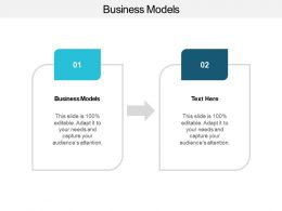 Business Models Ppt Powerpoint Presentation Layouts Graphics Tutorials Cpb