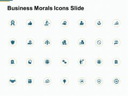 Business Morals Icons Slide Gears Ppt Powerpoint Presentation File Icon