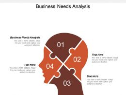 Business Needs Analysis Ppt Powerpoint Presentation File Styles Cpb
