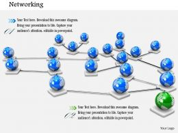 Business Network And Leadership Conceptual Image