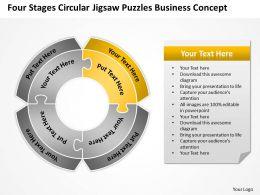 Business Network Diagram Puzzles Concept Powerpoint Templates PPT Backgrounds For Slides