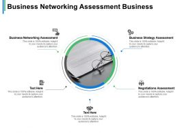 Business Networking Assessment Business Strategy Assessment Negotiations Assessment Cpb