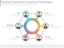 Business Networking Powerpoint Presentation