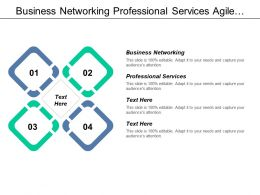Business Networking Professional Services Agile Scrum Software Development Cpb