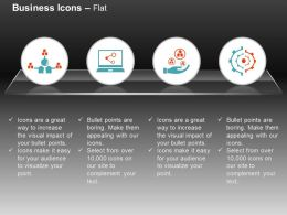 Business Networking Sharing Growth Indication Management Ppt Icons Graphics