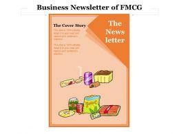 Business Newsletter Of FMCG