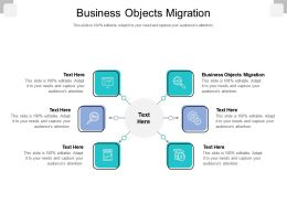 Business Objects Migration Ppt Powerpoint Presentation Slides Cpb