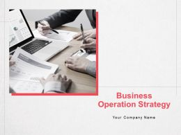 Business Operation Strategy Corporate Strategy Communication Resources Performance