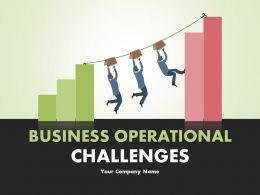 Business Operational Challenges PowerPoint Presentation Slides