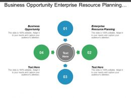 Business Opportunity Enterprise Resource Planning Businesses Telecommunications Business Continuity Cpb