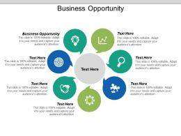 Business Opportunity Ppt Powerpoint Presentation Ideas Backgrounds Cpb