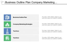 Business Outline Plan Company Marketing Strategies Multi Channel E Commerce Cpb