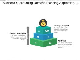 Business Outsourcing Demand Planning Application Development Performance Strategy Cpb