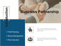 Business Partnership Powerpoint Show