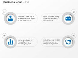 business_people_bar_graph_suitcase_business_pact_ppt_icons_graphics_Slide01