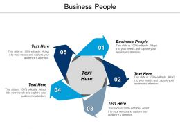 Business People Ppt Powerpoint Presentation File Background Image Cpb