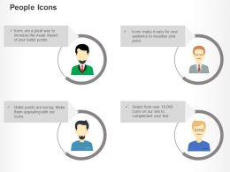 Business People Team Management Ppt Icons Graphics