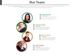 Business Peoples In Team For Professional Approch Powerpoint Slides